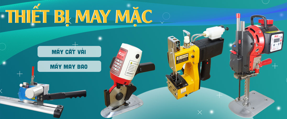 Thiết bị may mặc