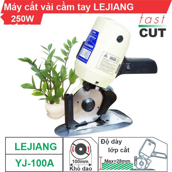 Máy cắt vải cầm tay Lejiang YJ-100A