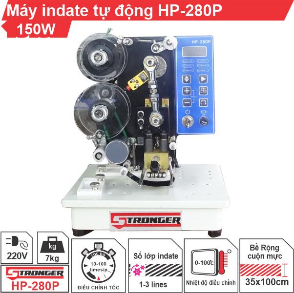 Máy in date tự động HP-280P Stronger