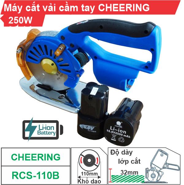 Máy cắt vải pin cầm tay Cheering RCS-110B