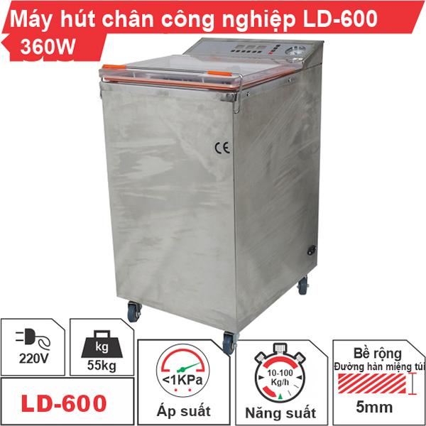 Máy hút chân không công nghiệp LD-600