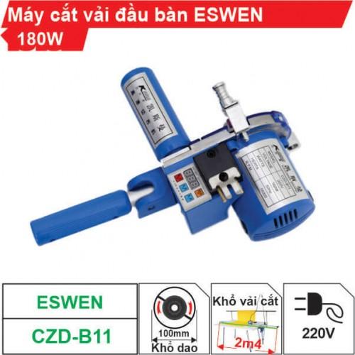 Máy cắt vải đầu bàn Eswen Brano CZD-B11