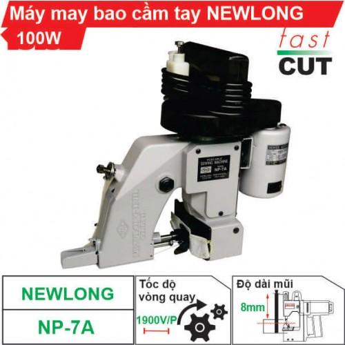 Máy may bao cầm tay Newlong NP-7A