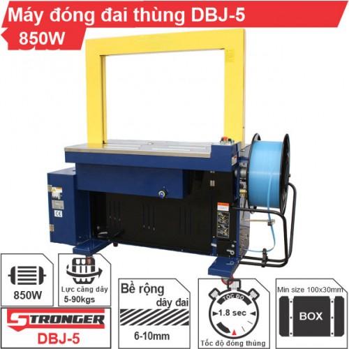 Máy đóng đai thùng tự động DBJ-5