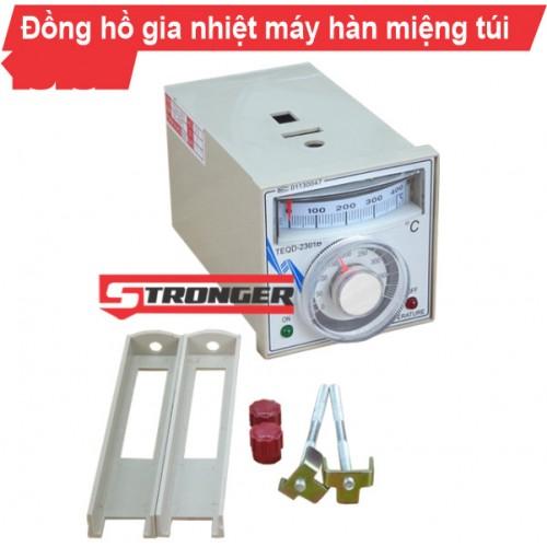 Đồng hồ gia nhiệt & Điện trở nhiệt cho máy hàn miệng túi liên tục