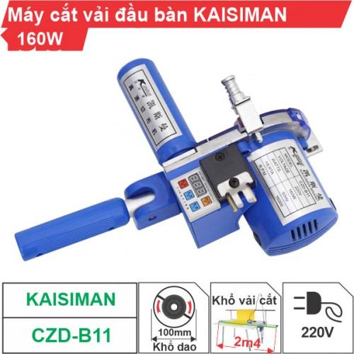 Máy cắt vải đầu bàn Kaisiman KSM-B11