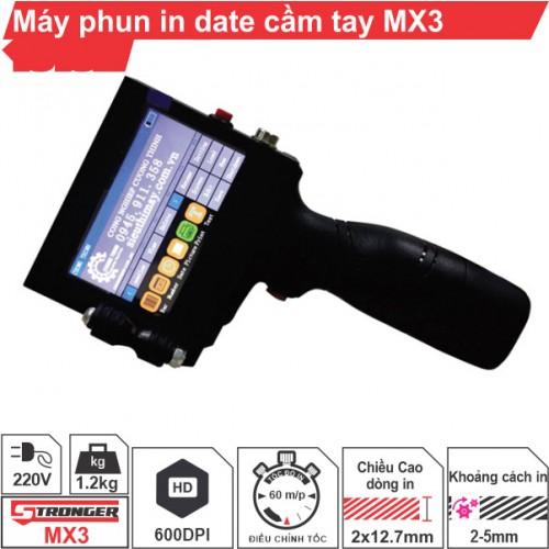 Máy in date cầm tay MX3