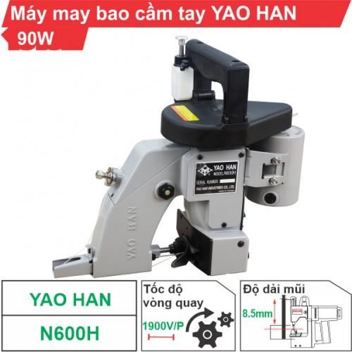 Máy may bao cầm tay Yaohan N600H (Đài Loan)