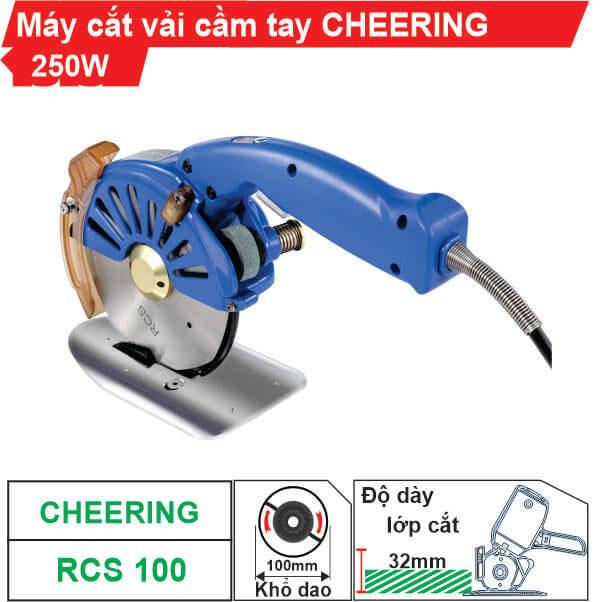 Máy cắt vải cầm tay Cheering RCS-100