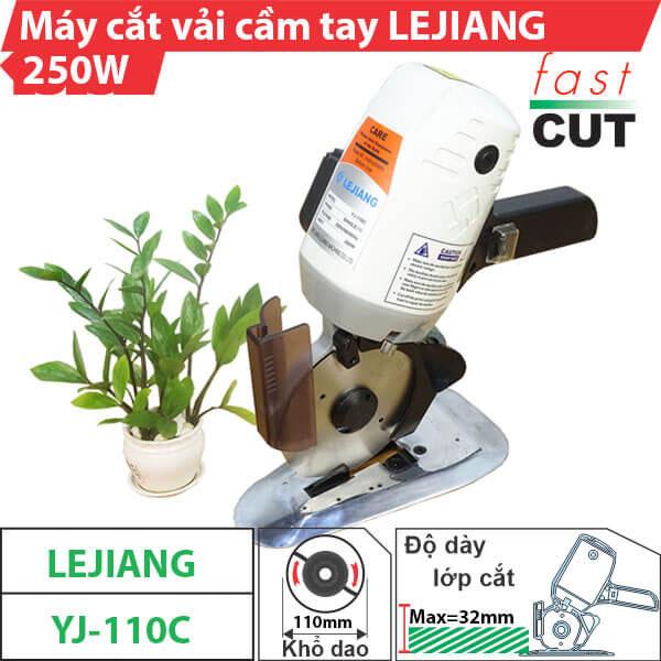 Máy cắt vải cầm tay Lejiang YJ-110C