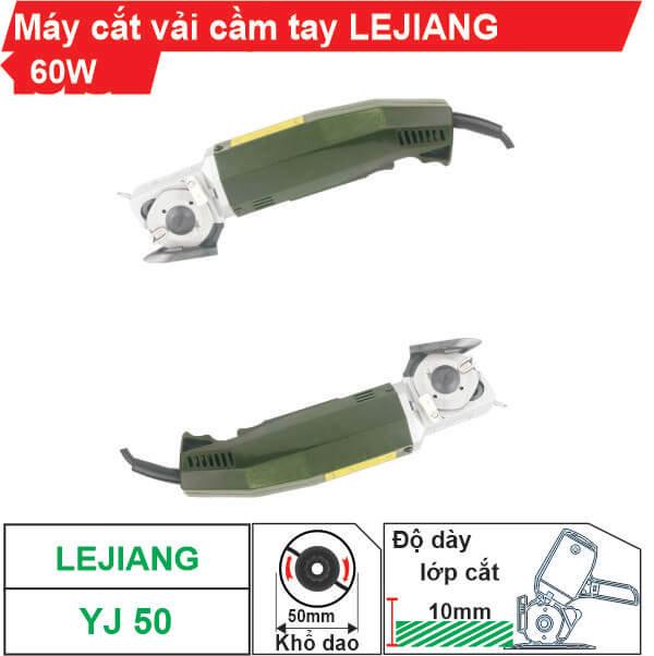 Máy cắt vải cầm tay Lejiang YJ-50
