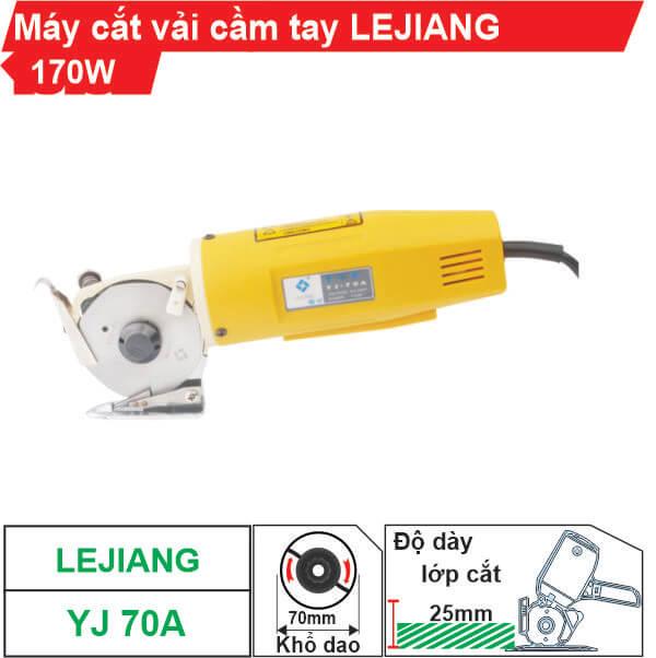 Máy cắt vải cầm tay Lejiang YJ-70A