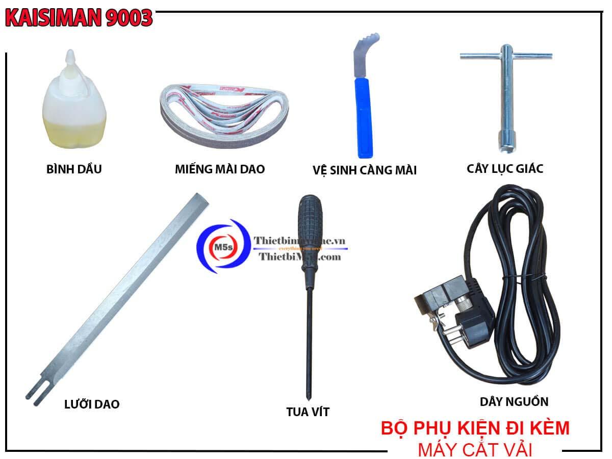 Phụ kiện máy cắt vải đứng Kaisiman 1168W KSM-9003