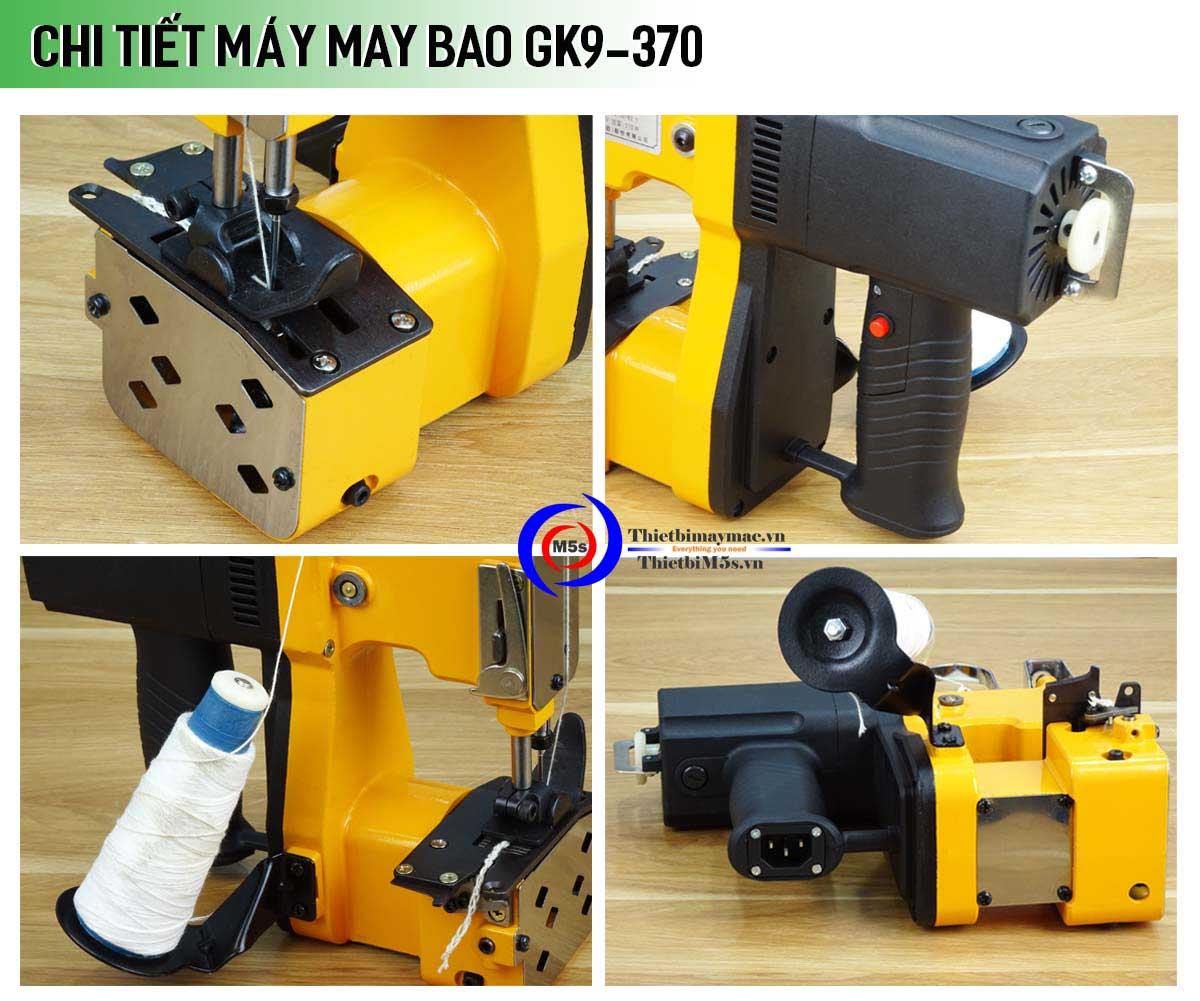 Chi tiết máy may bao cầm tay Gk9-370