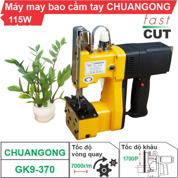 Máy may bao cầm tay Chuangong Gk9-370