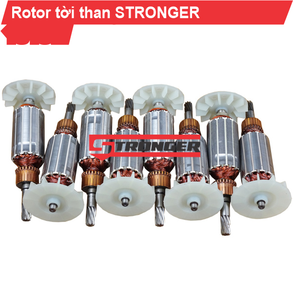 Rotor tời than Stronger
