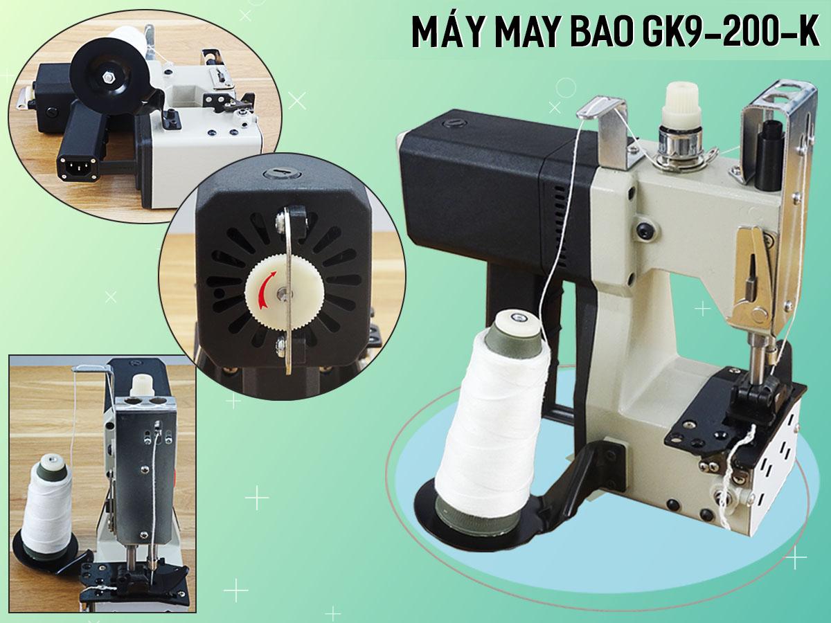 Máy may bao GK-9-200-K