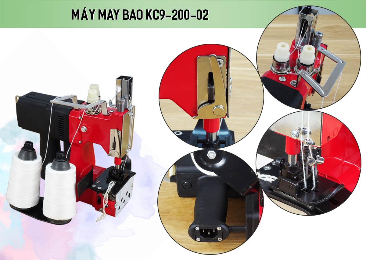 Máy may bao Kachi KC9-200-02