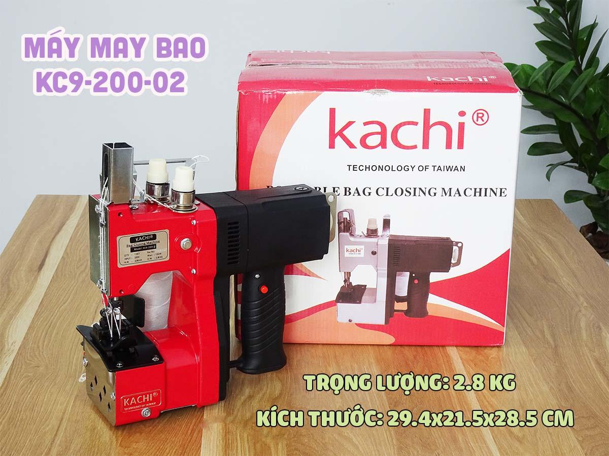 Máy may bao cầm tay Kachi KC9-200-02