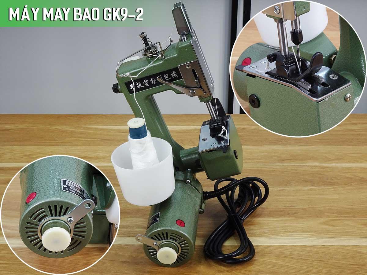 Máy may bao cầm tay mini GK9-2