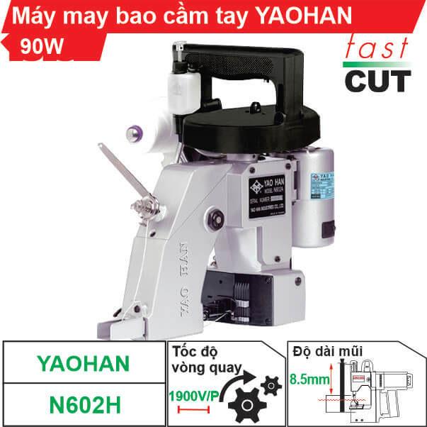 Máy may bao cầm tay Yaohan N602H