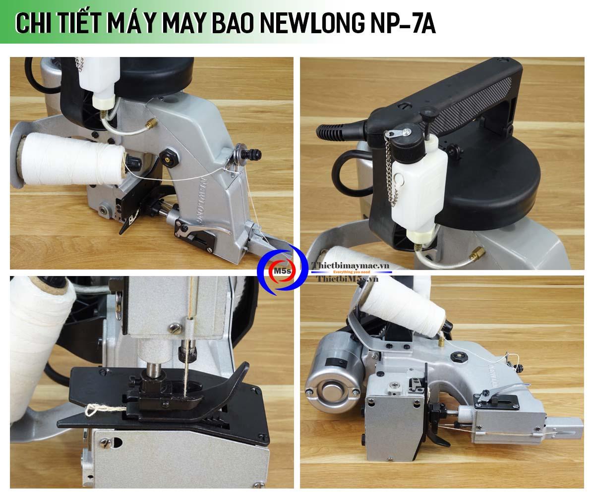 Máy may bao Newlong NP-7A