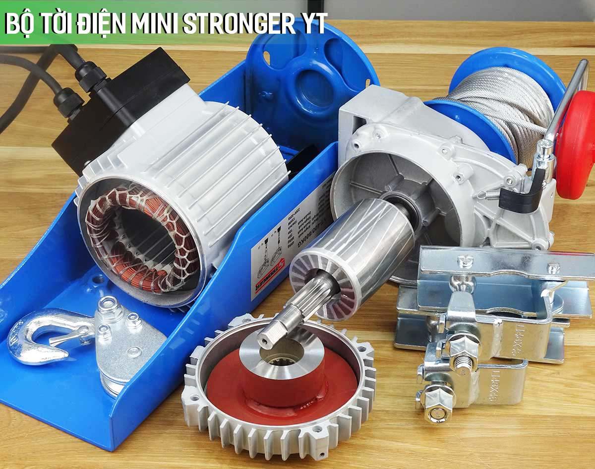 Máy tời điện mini Stronger YT